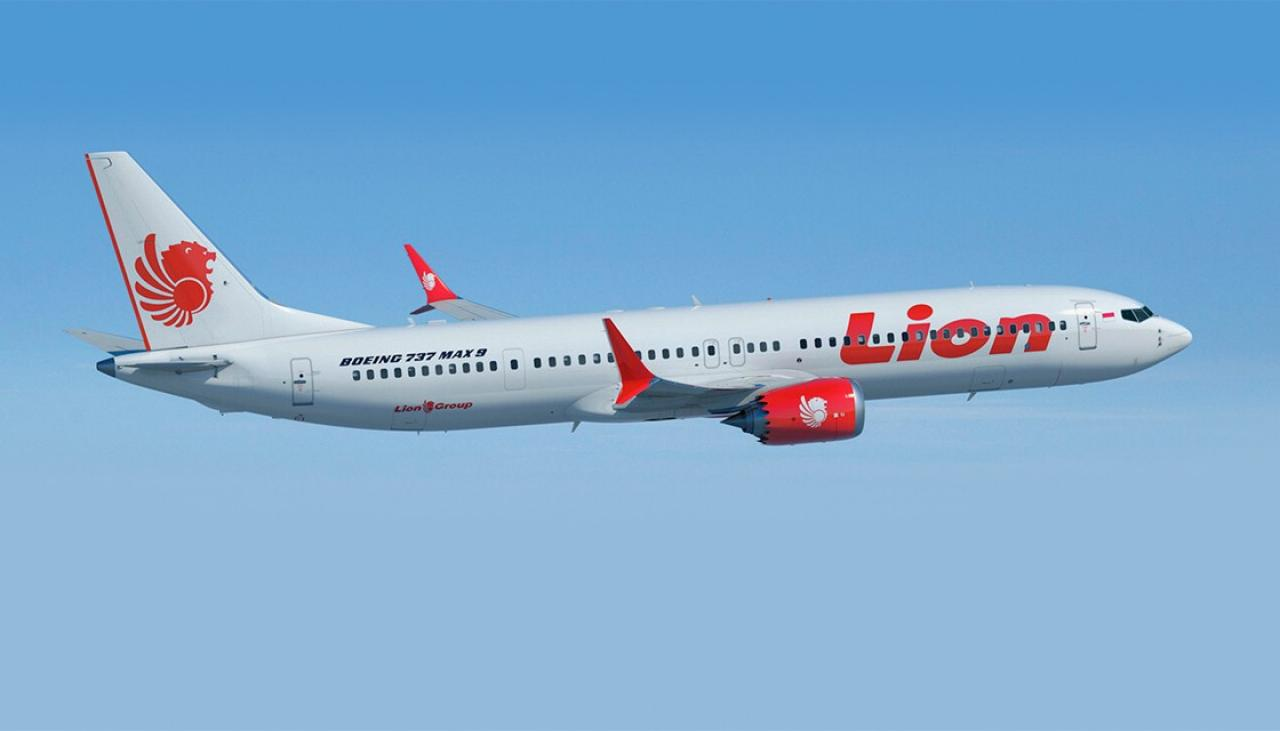 Lion Air Boeing 737 MAX8 not airworthy on flight before